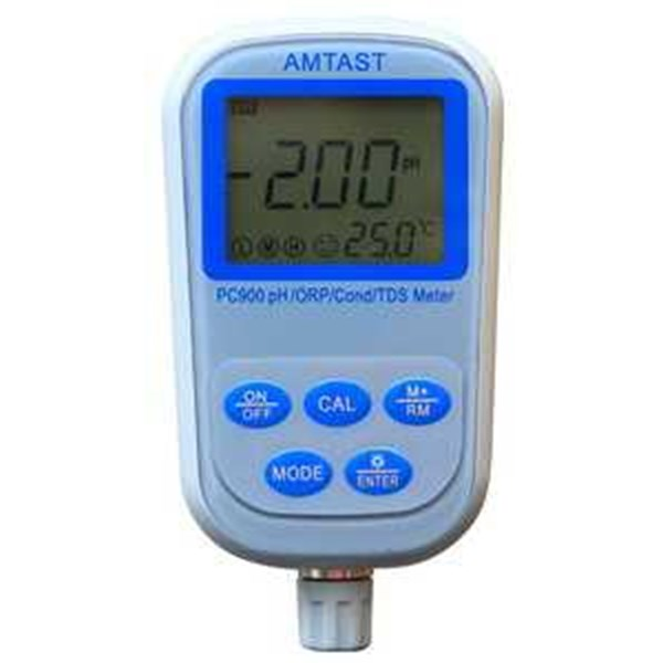 alat pengukur ph/ orp/ conductivity/ tds/ temp pc900