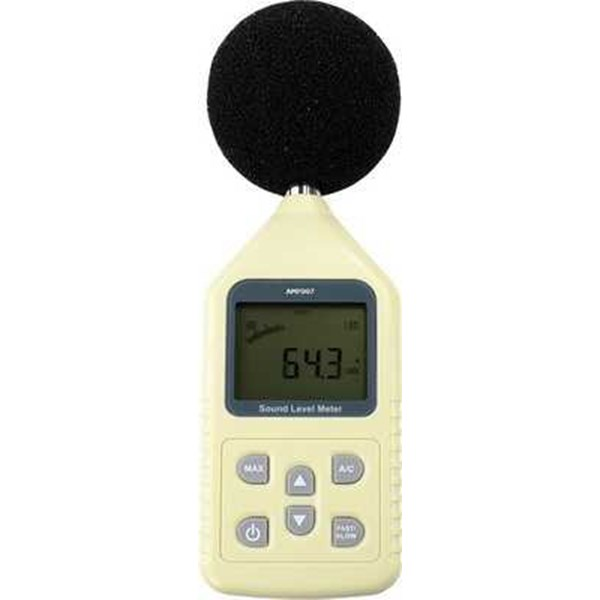 digital sound level meter amf007