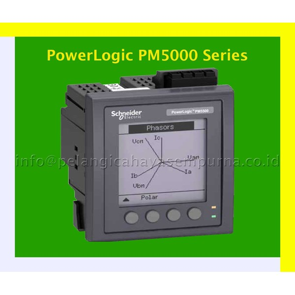 power meter digital pm5000 series pm5560