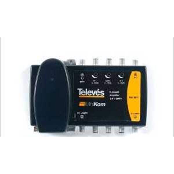 booster amplifier televes