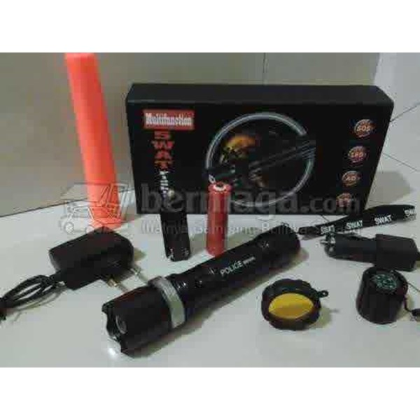 senter police swat 12000 watt