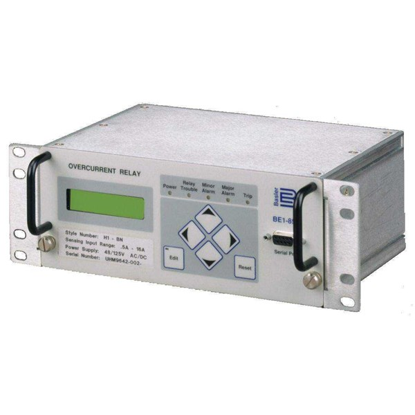 relay be1-851 digital overcurrent protection system-2