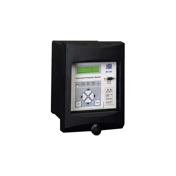 relay be1-851 digital overcurrent protection system-3