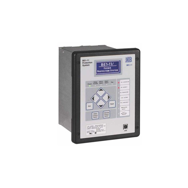 be1-11 feeder protection system (basler electric) relay-1