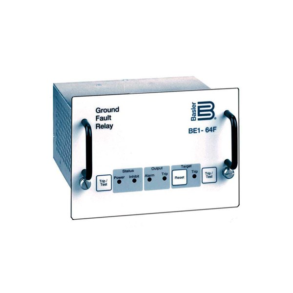 be1-64f, ground fault relay (basler electric)
