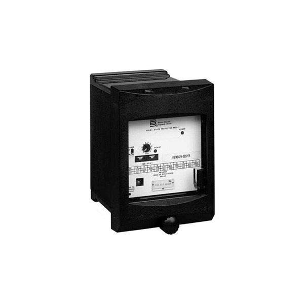 be1-40q, loss of excitation relay - basler electric