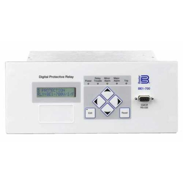 be1-700 digital protective relay (basler electric)