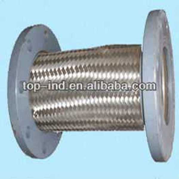 corrugate pipe flanges-1