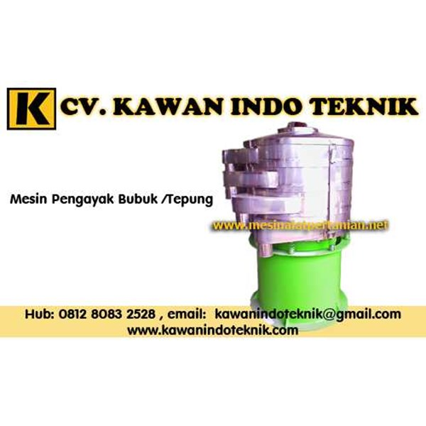 mesin pengayak tepung, mesin pengayak bubuk, mesin pengayak terigu, mesin pengayak, mesin pengayak gula semut, mesin ayakan tepung, ayakan vibration, sieving machine, vibrating sieve machine