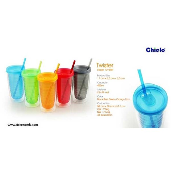 twister sipper tumbler