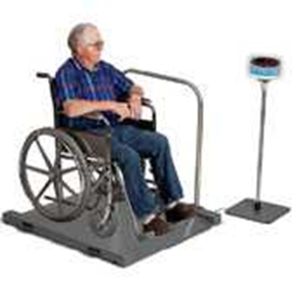 wheel chair scale. Jual Wheel Chair Scale, Medical Equipments Weighing Scales, Indicator Stand Scale