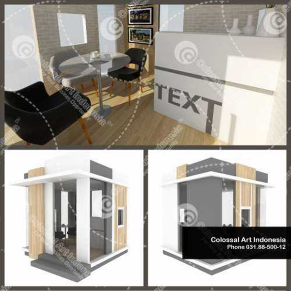 office marketing proyek property modular