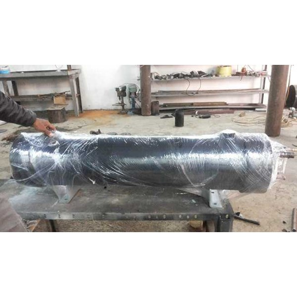 shell and tube evaporator condensor heat exchanger-4