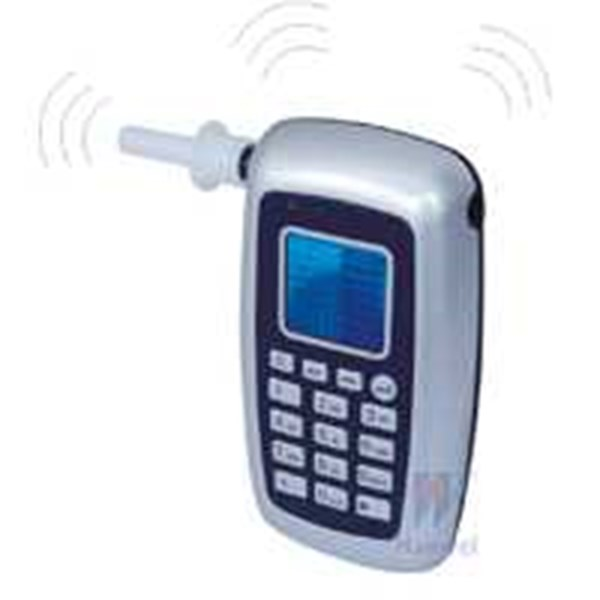 police professional alcohol tester amt8800-1