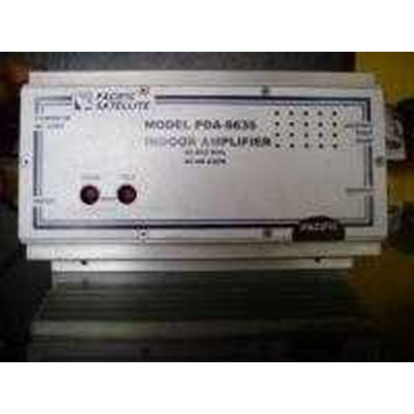 booster amplifier - pasific satelite pda 8635-1