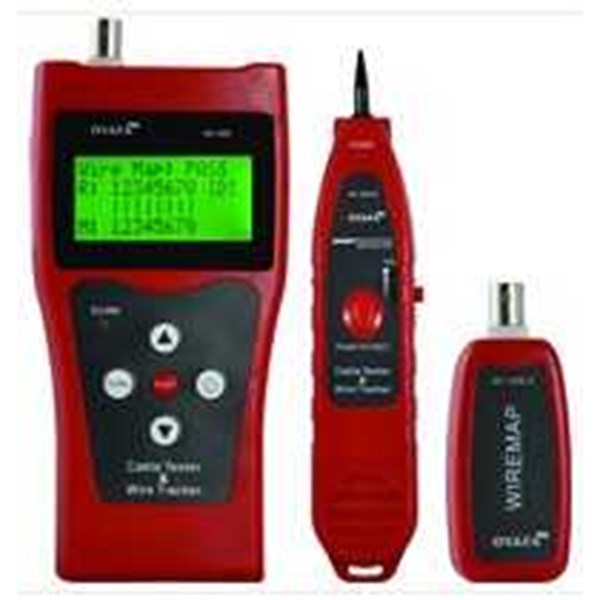 multi function cable tracker & tester nf308-1