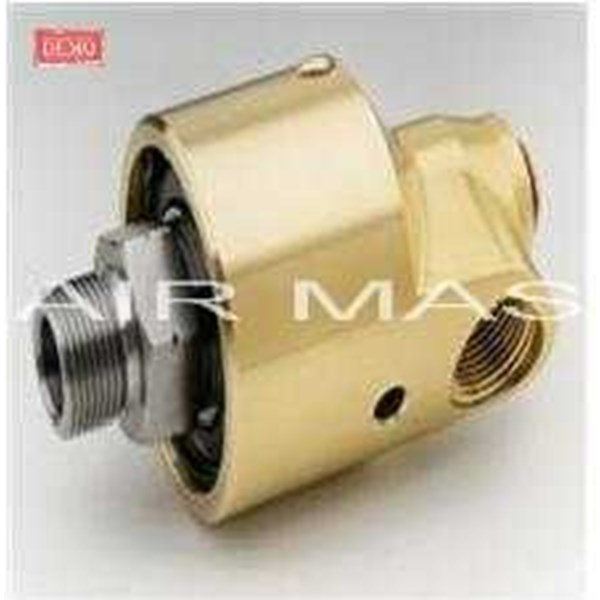 rotary joint air & oil bronze mono and double flow