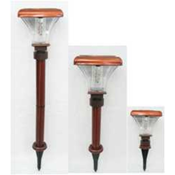 lampu taman tenaga surya ( solar powered garden light)-2