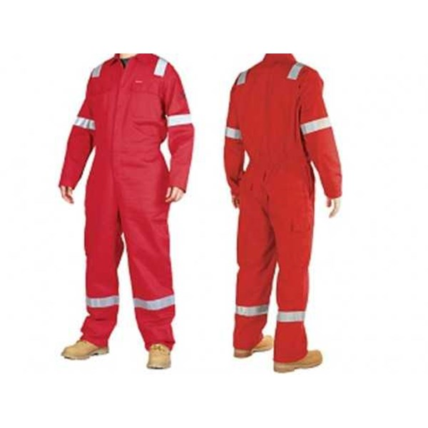 baju proyek k3 ( safety workwear coverall)