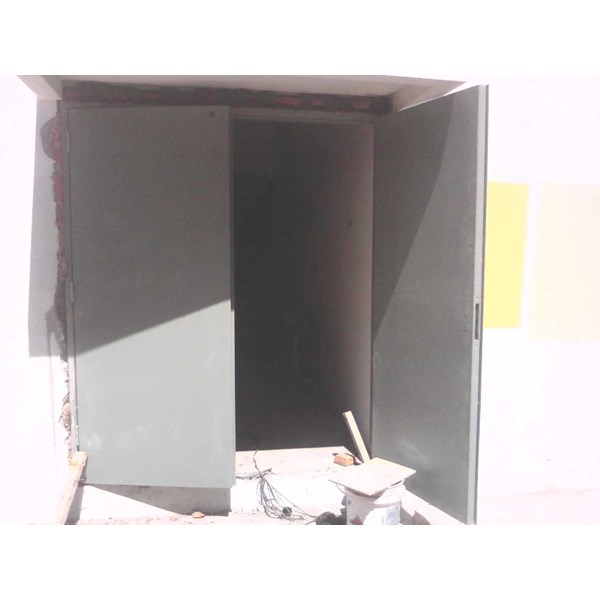 pintu plat/steel door/firedoor-2