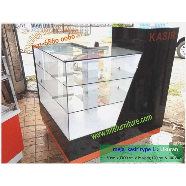front office table. Meja Kasir, Counter, Front Office Table, Backdrop- Table