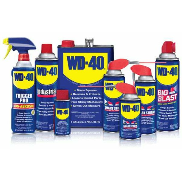 wd 40 lubricant