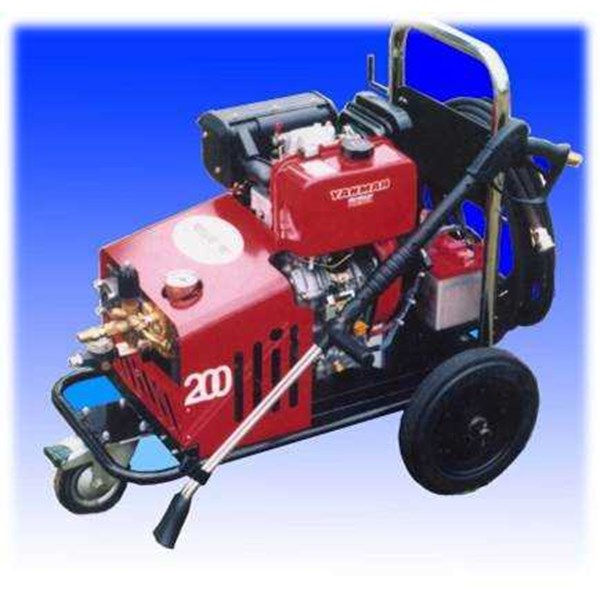 pompa water jet 200 bar - high pressure cleaner pump-4