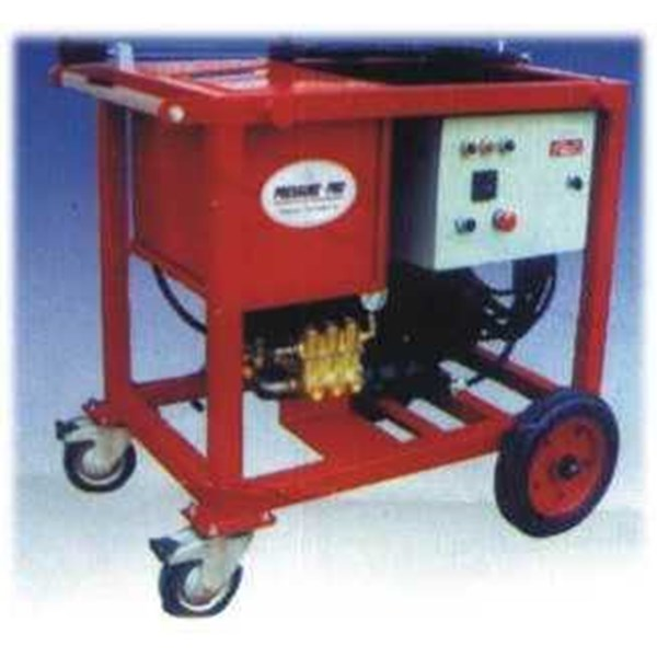 pompa water jet 200 bar - high pressure cleaner pump-3