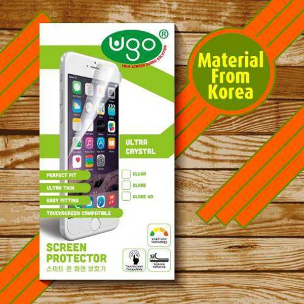 ugoscreen - anti gores premium glare hd-1