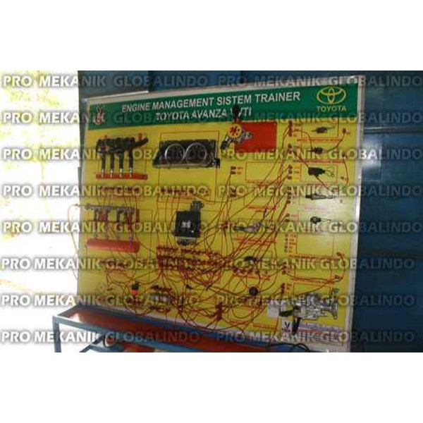 engine management system toyota avanza
