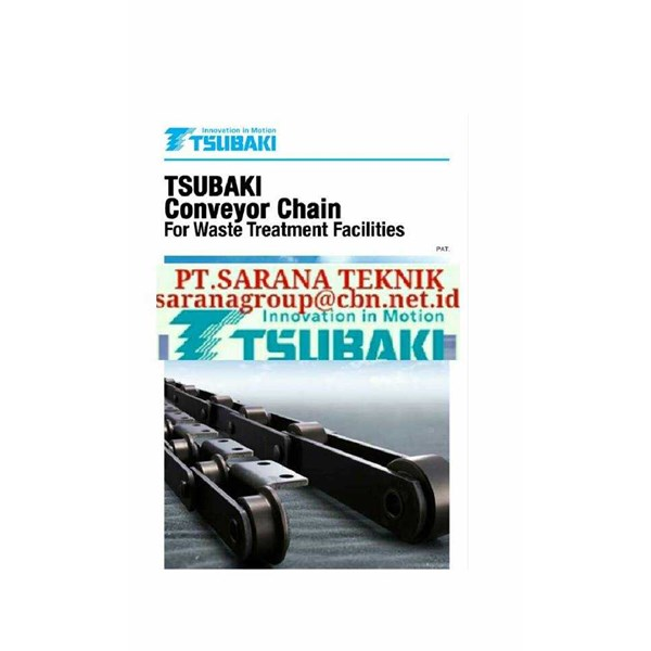 pt. sarana teknik - tsubaki conveyor chain for general industri-4