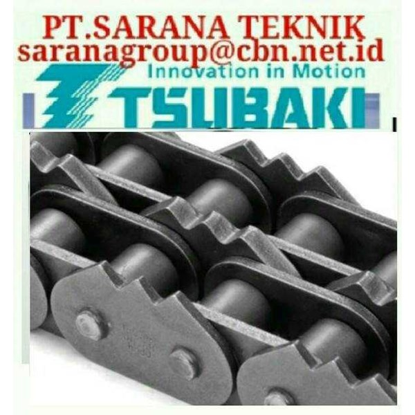pt. sarana teknik - tsubaki conveyor chain for steel mill-1