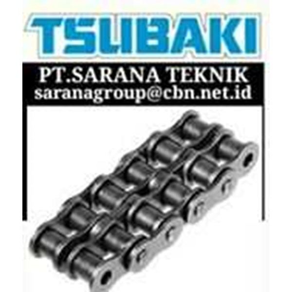 pt. sarana teknik - tsubaki conveyor chain for general industri