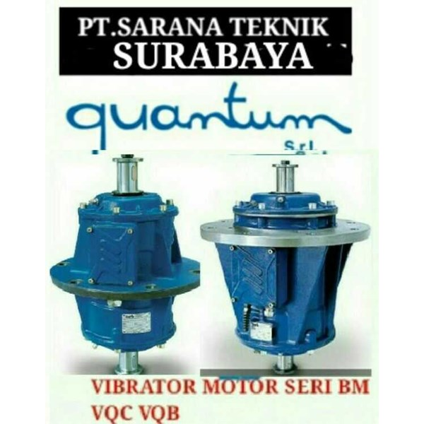 vibrator motor quantum, ceramic industri, vibrating screen-3