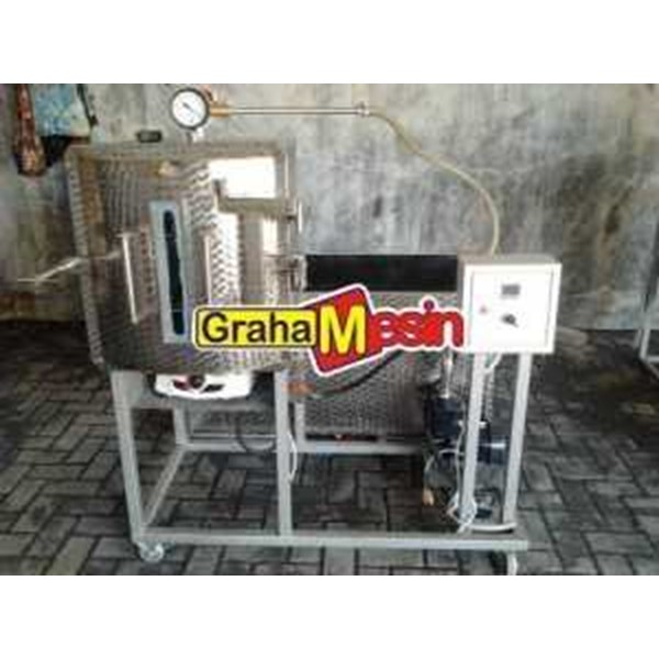 mesin vacuum drying | alat vacuum dryer | pengering hasil pertanian