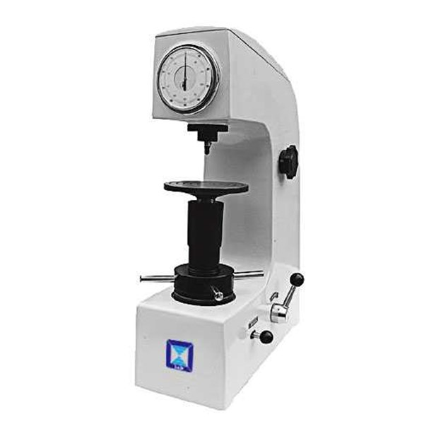 hardness tester with automatic dial