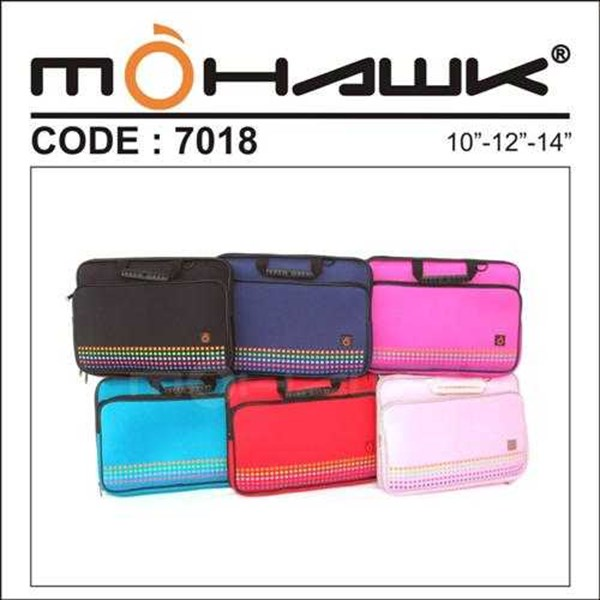 tas / softcase laptop notebook netbook - mohawk 7018-1