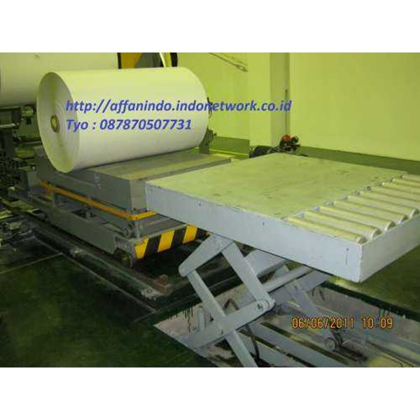 design, supplier, fabrikasi, service table lifter-2