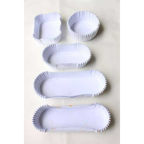 cup cake/ paper cup cake pet laminated