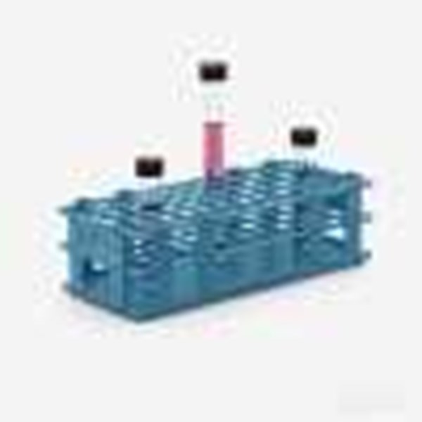test tube rack polypropylene isolab