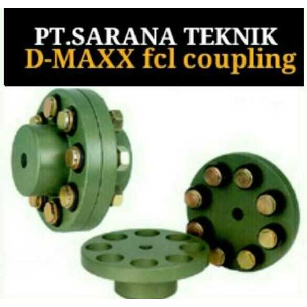 distributor flexible coupling fcl di indonesia .. ready stock for all size