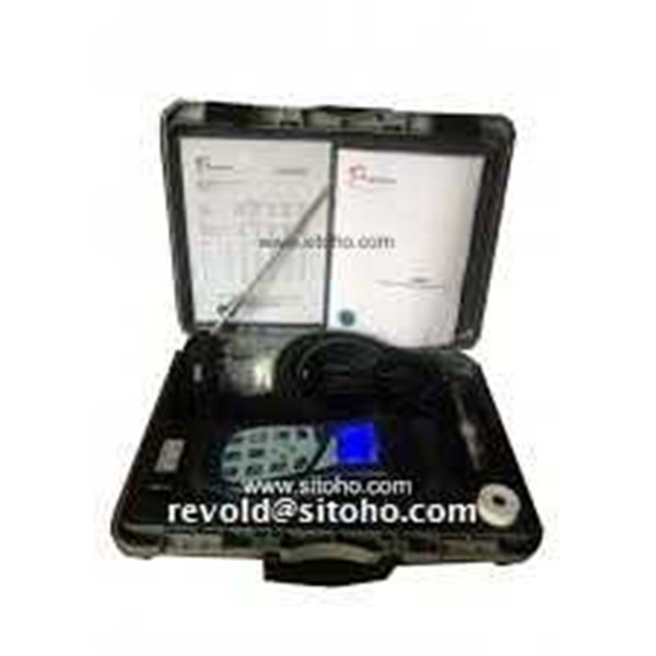 portable combustion gas & emission analyzer | toko ready stock-1