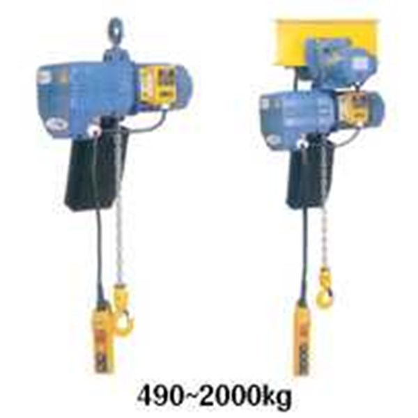 distributor electric chain hoist kukdong 500kg