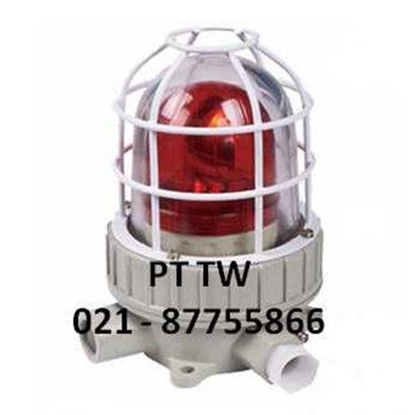 explosion proof rotary lamp fpfb distributor indonesia