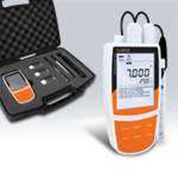 portable multi-parameter water quality meter