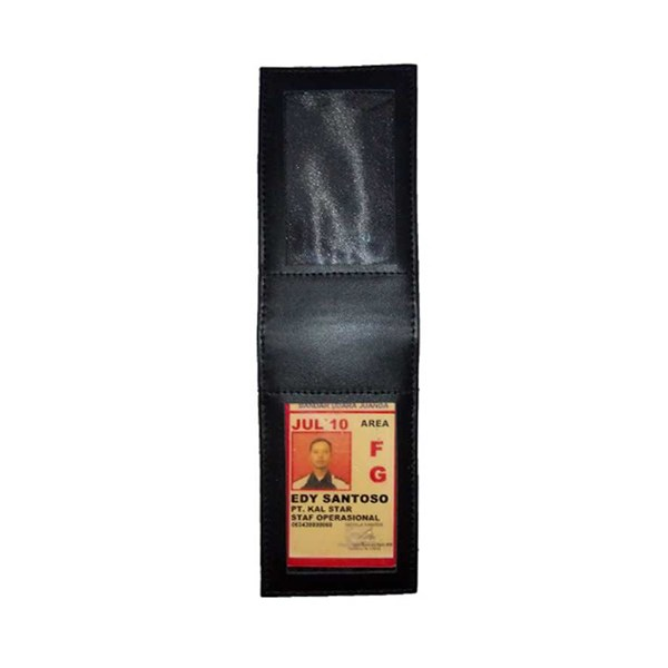 espro case id card original leather-hitamt kode idk-02-1