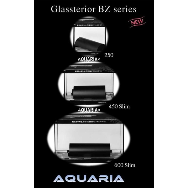 akuarium gex glassterior blackzoom bz new series gex glassterior blackzoom bz new series aquarium-1