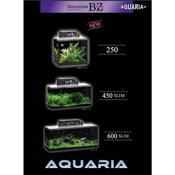 akuarium gex glassterior blackzoom bz new series gex glassterior blackzoom bz new series aquarium-2