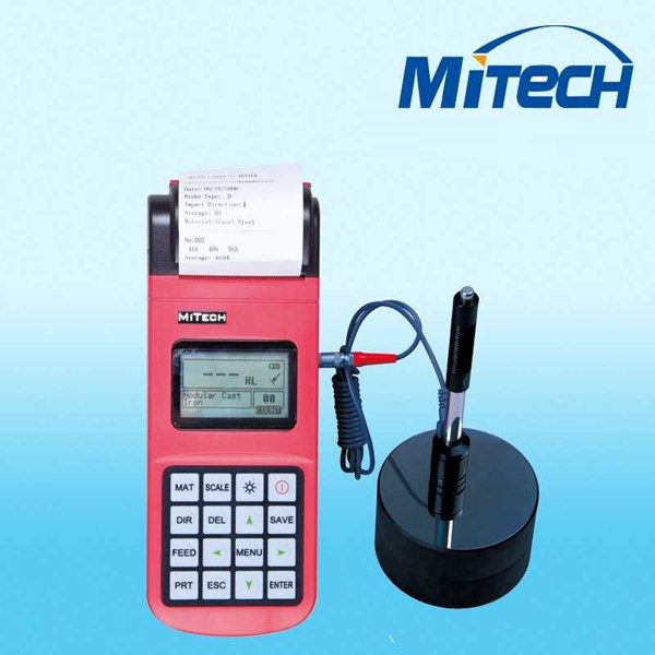mitech mh320 portable hardness tester