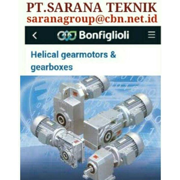 bonfiglioli gear motor helical bevel pt sarana teknik bonfiglioli worm gear motor- gear motor planetary - gearboxes-2